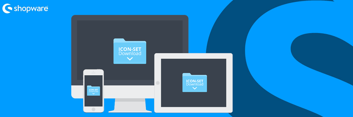 Shopware Icons Download