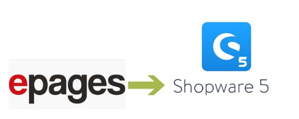 ePages Wechsel zu Shopware / Migration