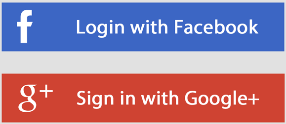Facebook Google Login