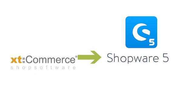 Wechsel von XT:commerce oder XTModified zu Shopware