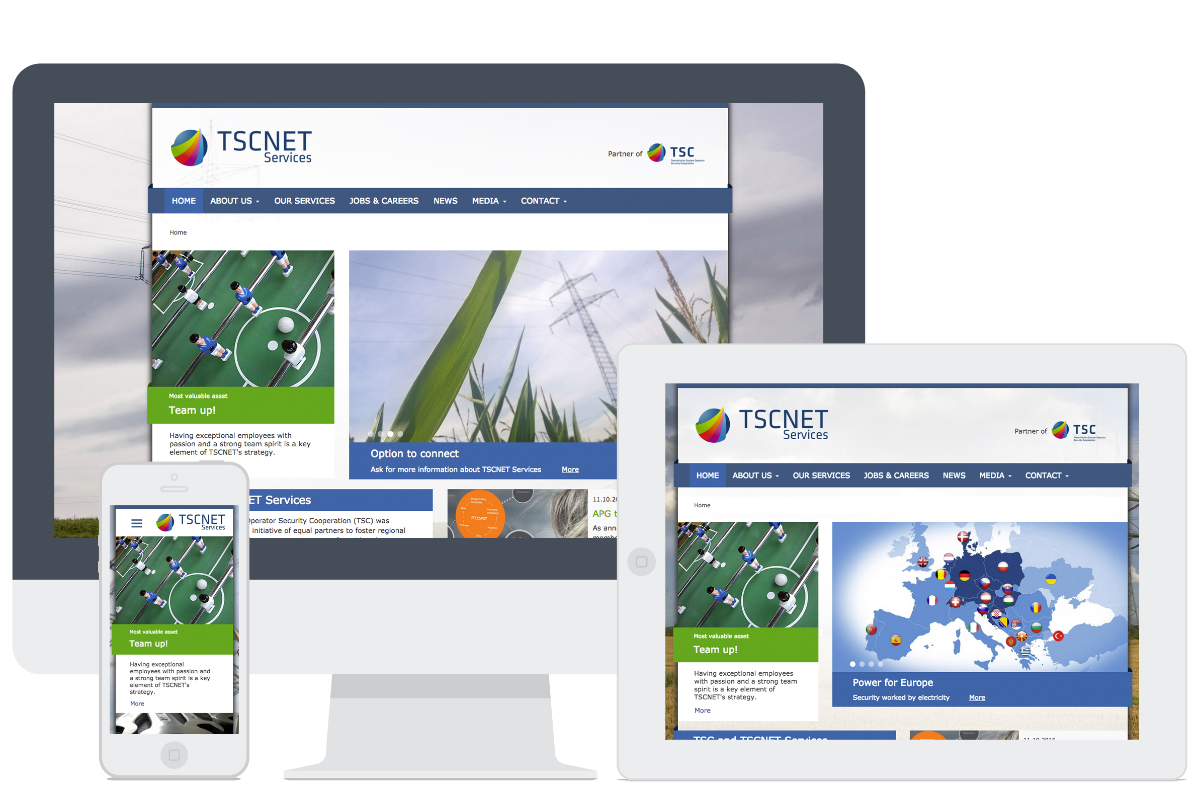 LOY Referenzen - TSCNET Service GmbH